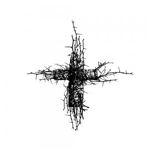Cross of branches, Ihnatovich Maryia / Shutterstock.com