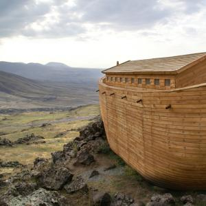 Noah's Ark illustration, photostockam / Shutterstock.com