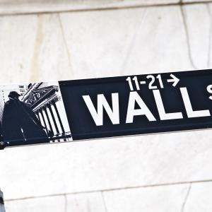 Wall St., Delpixel / Shutterstock.com