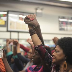Ferguson rally