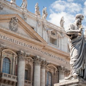 The Vatican. Image via pxl.store/shutterstock.com