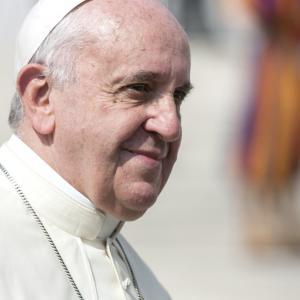 Pope Francis in September, giulio napolitano / Shutterstock.com