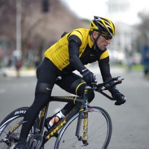 Photo: Lance Armstrong,  Randy Miramontez / Shutterstock.com