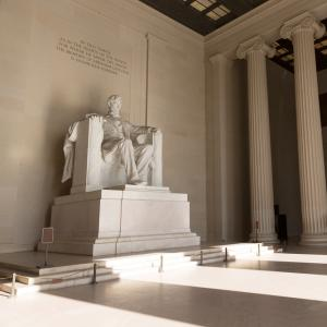Lincoln Memorial in Washington, D.C., holbox / Shutterstock.com