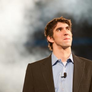 Michael Phelps photo: Randy Miramontez / Shutterstock.com