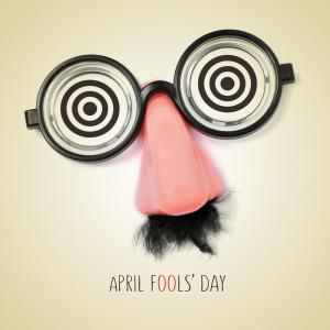 Happy April Fool's Day, nito / Shutterstock.com