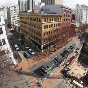 Photo: Downtown Portland, DRGill / Shutterstock.com