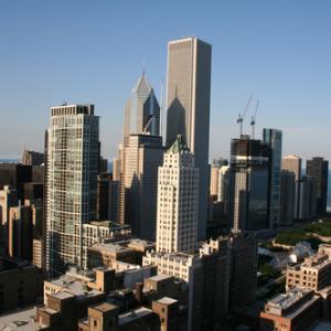 Chicago skyline,  rSnapshotPhotos / Shutterstock.com