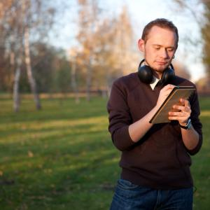 Writer photo, studio_chki / Shutterstock.com