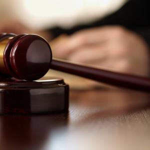 Judge's gavel, Kuzma, Shutterstock.com