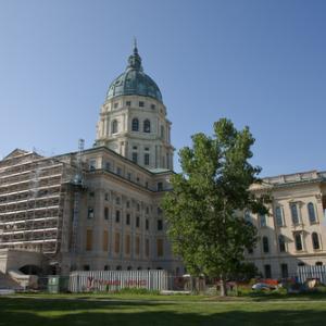 The Kansas State Capitol, Walter G Arce / Shutterstock.com
