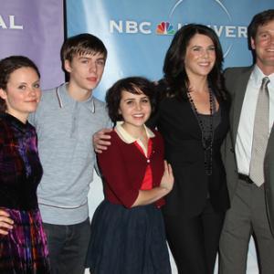 Members of the cast of NBC's Parenthood, DFree / Shutterstock.com
