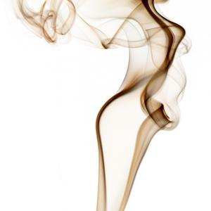 Abstract smoke image, grace illustration, Amnartk / Shutterstock.com