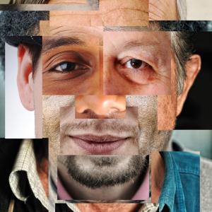 Composite image of a man. Image courtesy Zurijeta/shutterstock.com