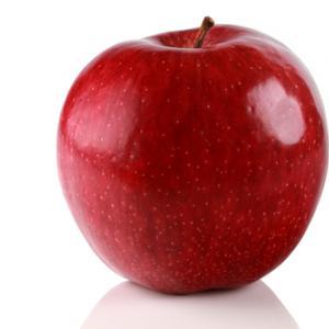 Apple image by OlegSam / Shutterstock.