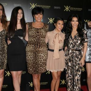 Kardashian family, admedia / Shutterstock.com
