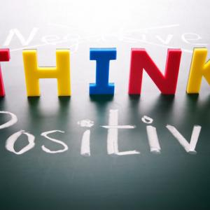 Think positive illustration: Anson0618 / Shutterstock.com