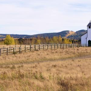 Small rural church, JeniFoto / Shutterstock.com