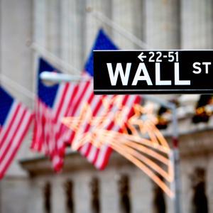 Wall Street sign outside New York Stock Exchange, Stuart Monk / Shutterstock.com