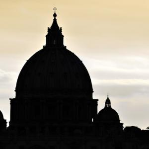 St. Peter's Basilica Dome, David Carillet/ Shutterstock.com