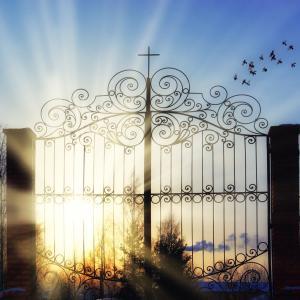 Gates of heaven, Kichigin/Shutterstock.com