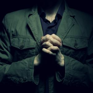 Prayer photo, Antonov Roman / Shutterstock.com
