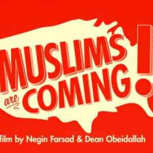 """The Muslims are Coming"" tells the story of a group of comedians who take their"