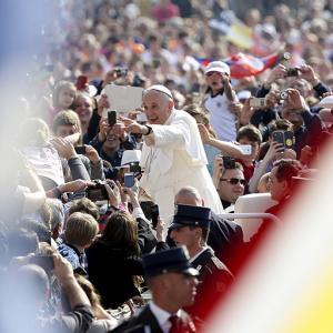 Photo via REUTERS / Alessandro Bianchi / RNS