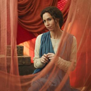 """A scene from the new Lifetime series """"The Red Tent."""" Photo via Joey L. / Lifetim"""