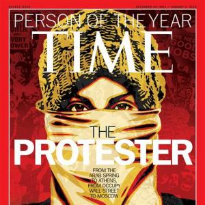 TIME Magazine's Person of the Year 2011: The Protester