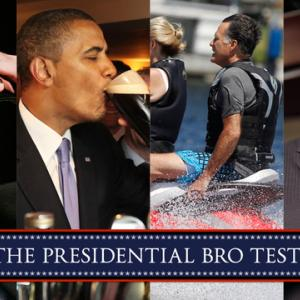 Photo by Gawker. http://gawker.com/5935444/who-is-the-biggest-bro-in-the-preside