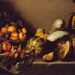 Still Life With Fruit, Caravaggio / Wikimedia Commons