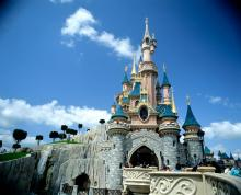 Sleeping Beauty's castle, Eurodisney, Terry Why / Getty Images