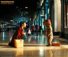 'Paddington' film still. Via Paddington Movie on Facebook