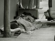 Homelessness is a growing problem for children around the United States.