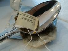 """""""If you don't believe..."""" Tea bag image via http://www.wylio.com/credits/Flickr/"""