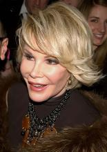 Joan Rivers in 2010. Photo courtesy David Shankbone/Wikimedia Commons.