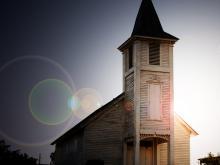 Small church, via CreationSwap.com