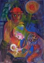 The Holy Family by Margret Hofheinz-Döring via http://bit.ly/rK5376