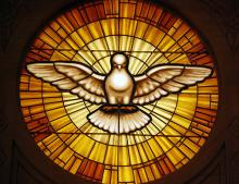 Pentecost symbol, Waiting For The Word / Flickr.com