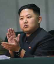 Kim Jong-un in 2009. Photo by petersnoopy / Flickr.com