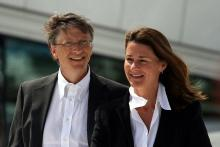 Bill and Melinda Gates via http://bit.ly/xO2DkP
