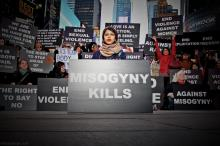 Misogyny kills, by Jenna Pope at Unarmed Civilian / Flickr.com
