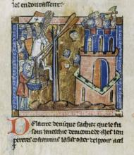 Crusaders. Image via RNS/anonymous master/Wikimedia Commons