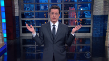 The Late Show with Stephen Colbert / YouTube