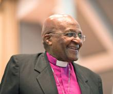 Archbishop Desmond Tutu, John Thorne/Washington Diocese