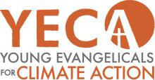 Y.E.C.A. logo, Courtesy Young Evangelicals for Climate Change