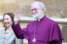 Archbishop of Canterbury Rowan Williams. Photo via Getty Images.