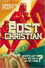 "Cover of ""postChristian."" Image courtesy Christian Piatt/Patheos"