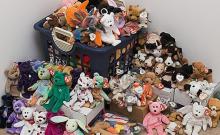 Pile of Beanie Babies. Photo courtesy joeltelling/flickr.com
